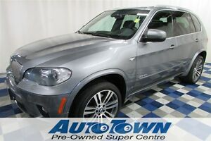 2011 BMW X5 xDrive50i M PKG AWD/NAV/SUNROOF/REAR CAM