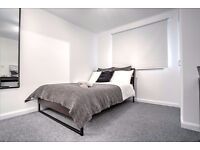 Extra – large double rooms available in Elephant and Castle.