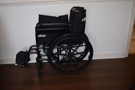 mobility wheel chair as new