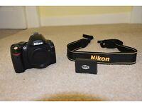 Nikon D40 camera- Body only