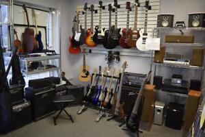 15% OFF ALL MUSIC GEAR SALE - HBS- Hydrostone 3081 Gottingen St, Halifax