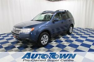 2012 Subaru Forester 2.5X AWD/ KEYLESS ENTRY!!