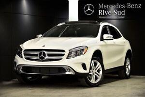 2016 Mercedes-Benz GLA250 4MATIC, Toit pano, GPS
