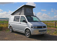VW T5 2015 4 BERTH BY CHAPEL MOTORHOMES