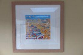 John Dyer Framed Print