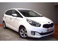 KIA CARENS 1.7 CRDI AUTO LEVEL 2 7 Seater MPV (white) 2014