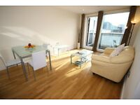 **A large two bedroom, two bathroom apartment for rent in Canary Wharf/Blackwall DLR/Zone 2