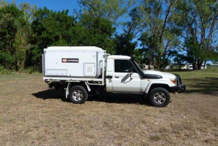 SUV Camper Back Pack deluxe Ute back camper North Ward Townsville City Preview