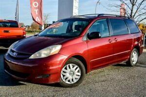 2007 Toyota Sienna LE, 8-PASS, A/C, POWER GROUP
