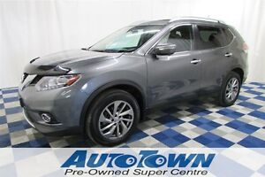 2014 Nissan Rogue SL/LOW KM/CLEAN HISTORY/AWD