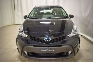 2016 Toyota Prius v Groupe Technologie, Navigation, Cuir, Toit O