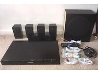 Panasonic Blu-ray surround sound 5.1 system dts digital