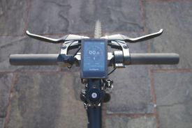 """Lightweight """"Fixie"""" electric bicycle for sale"""