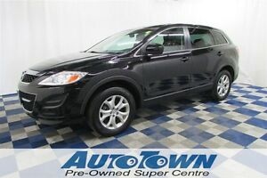 2012 Mazda CX-9 GS 7PGR/AWD/LTHR/SUNROOF