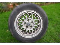 Alloy Wheels x 4 to fit Vauxhall Astra & Zafira - Good condition