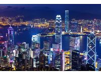 London to Hong Kong - Discount Flight Tickets
