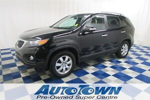 2012 Kia Sorento LX/HTD SEATS/BACKUP SENSOR/LOW KM