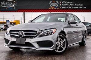 2015 Mercedes-Benz C-Class C 400|4Matic|Navi|Sunroof|Bluetooth|B