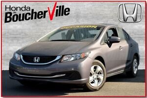 2014 Honda Civic LX  Bluetooth Bancs Chauffants