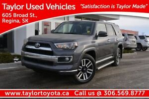 2014 Toyota 4Runner SR5 V6 Limited Package