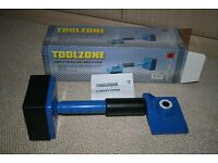 Toolzone Carpet Installers Knee Kicker - to install and/or restretch carpet into place - £15.00