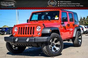 2017 Jeep WRANGLER UNLIMITED New Car Sport|4x4|Dual Top|Pwr Wind
