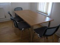 3 Conference tables