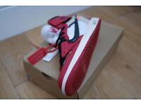 Nike x Off White Air Jordan 1 Chicago Trainers For Sale