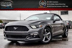 2016 Ford Mustang V6|Pwr Top|Bluetooth|Backup Cam|R-Start|Keyles