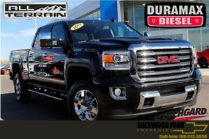2017 GMC Sierra 3500HD SLT Z71| Sun| Nav| Heat Leath/Wheel| Bose
