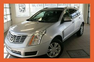 2014 Cadillac SRX Luxury + AWD + JAMAIS ACCIDENTE + VOLANT CHAUF