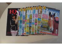Assorted Horse Magazines
