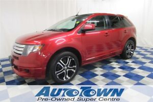 2010 Ford Edge Sport AWD/NAV/SUNROOF/LEATHER/ACCIDENT FREE!!