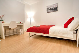 Fantastic double in a fully refurbished 4 bedroom flat in Borough!