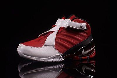 Nike Zoom Michael Vick Iii Atlanta Falcons Sneakers New  Fire Red 832698 600