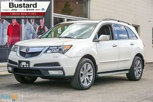 2013 Acura MDX ELITE | 7PASS | DVD | LEATHER | SUNROOF