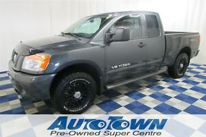 2012 Nissan Titan PRO-4X/ALLOY WHEELS/KEYLESS ENTRY/BACKUP SENSO