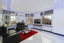 Brand new four bedroom flat in Marble Arch for long let