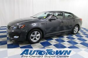 2014 Kia Optima LX/ACCIDENT FREE/LOW KM/USB OUTLET