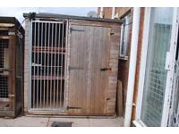 Wooden Kennel shed for sale
