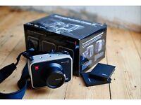 Blackmagic 4k Production Camera + Extras