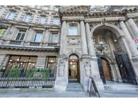 Premium Serviced Office Space in Finsbury circus EC2M - £435/month per workstation