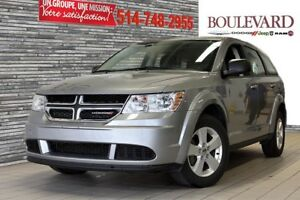 2017 Dodge JOURNEY SE PLUS 4CYL. CVP 7 PASSAGERS