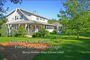 B&B/Cottage Tourism  Operation, Great Value.Turn Key