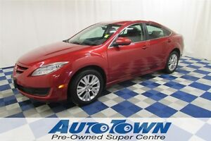 2010 Mazda MAZDA6 GS/ACCIDENT FREE/LOW KM/GREAT PRICE