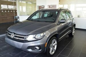 2015 Volkswagen Tiguan Highline 6sp at Tip 4M R Line and Tech Pa