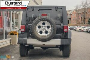 2015 Jeep Wrangler Sahara/MANUAL/ NAVIGATION/  HARDTOP Kitchener / Waterloo Kitchener Area image 7