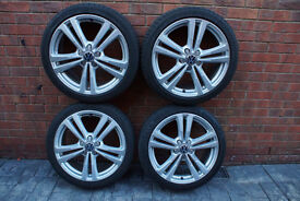 "18"" Audi / VW Alloys - VGC"