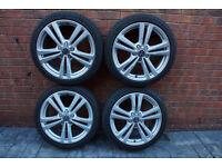 """18"""" Audi / VW Alloys - VGC"""