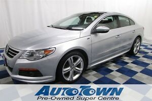 2011 Volkswagen CC R-LINE - RARE!! LOCAL NO ACCIDENTS!! EVERY OP
